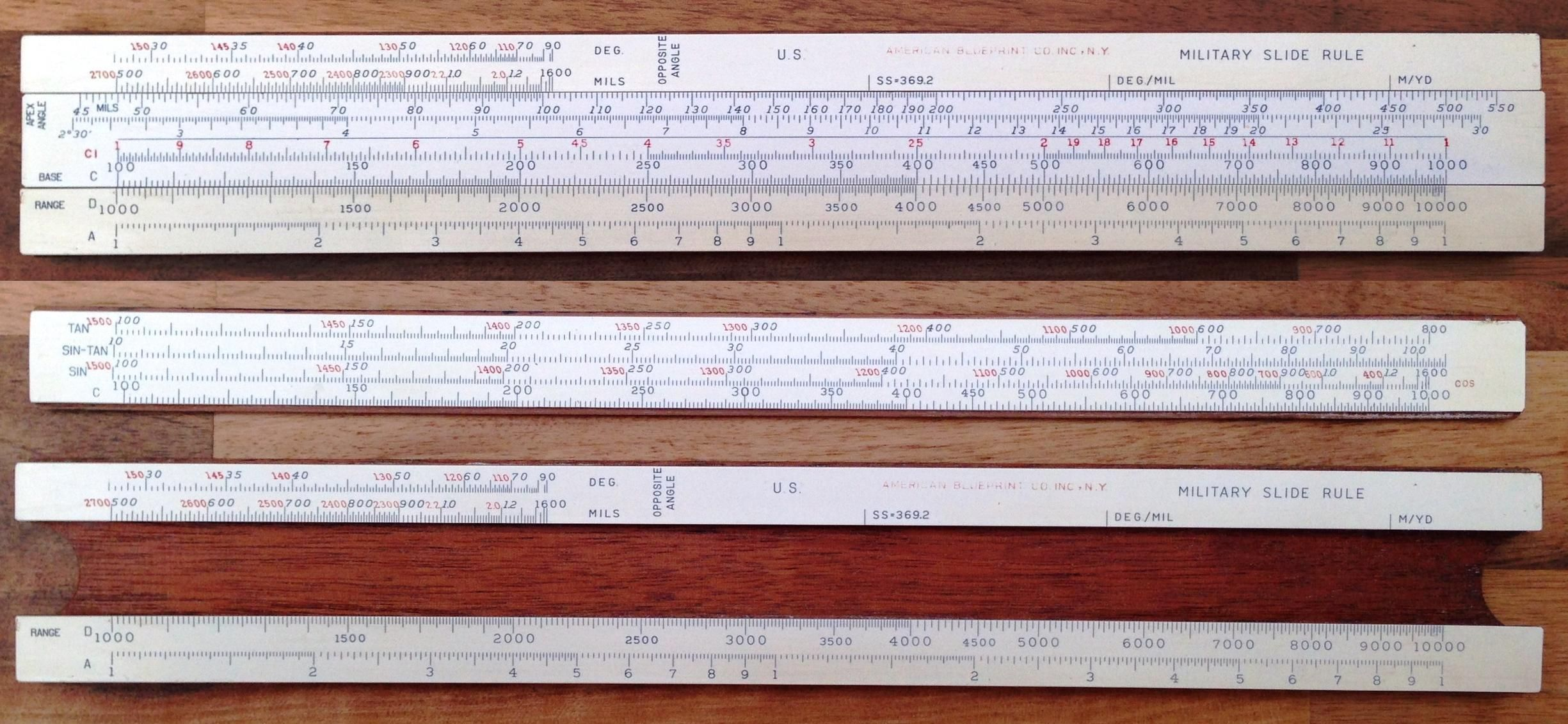 American slide rules tinas american slide rules malvernweather Images