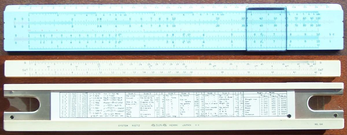 dating hemmi slide rule Besides slide rules used since a long time in engineering fields, such as mechanics,  hemmi slide rule is selling the following specialty slide rules.